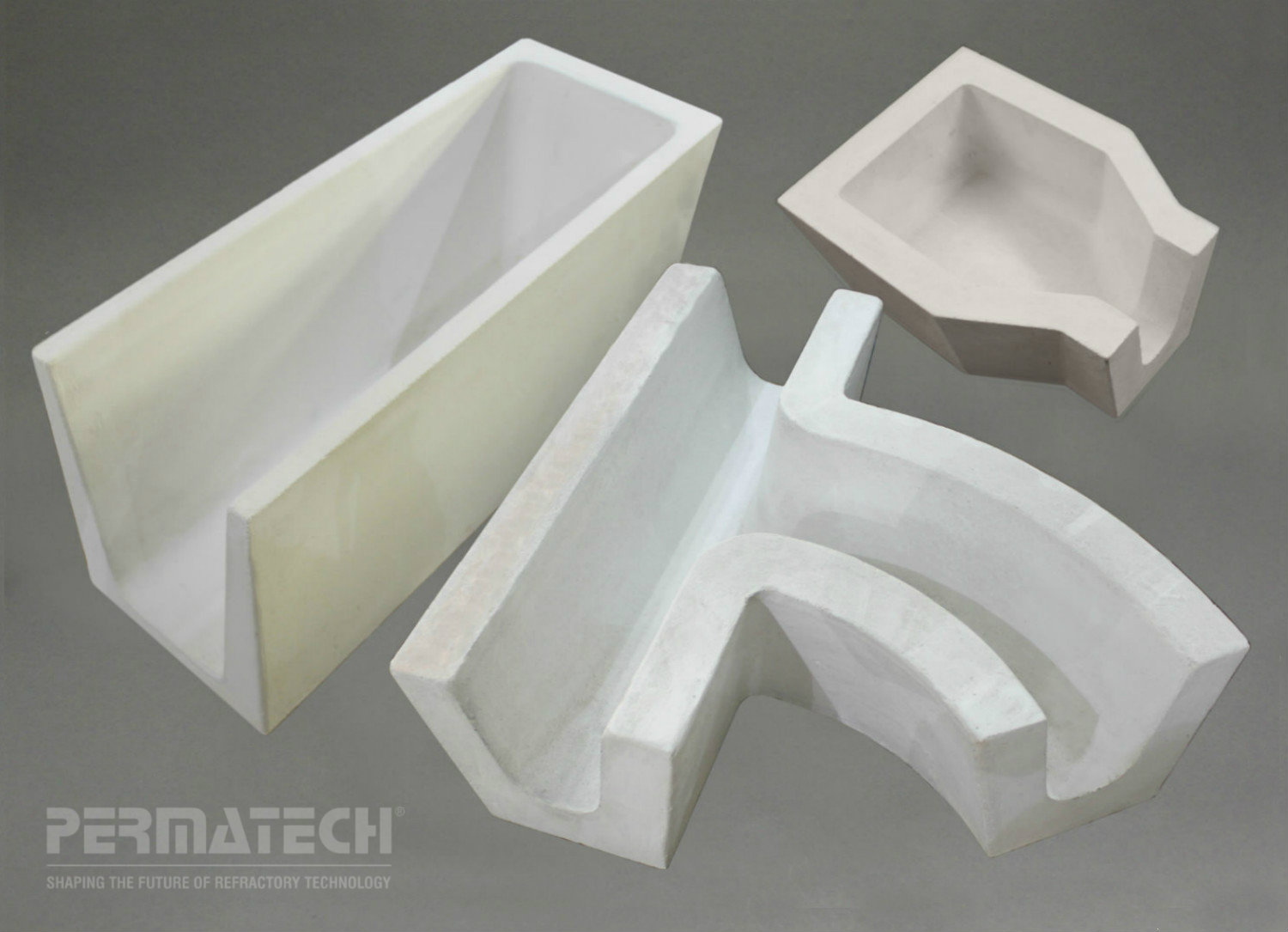 Permatech Refractory Shapes